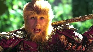 THE MONKEY KING International Trailer (2015) Donnie Yen Fantasy Action Movie HD