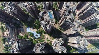 CA404的终点——成都 Chengdu