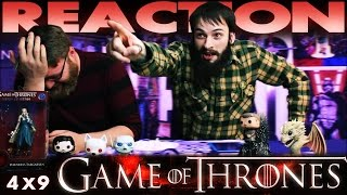 Game of Thrones 4x9 REACTION!!