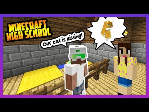 Xxx Mp4 ONE OF THE STUDENTS STOLE MY CAT Minecraft High School 3gp Sex