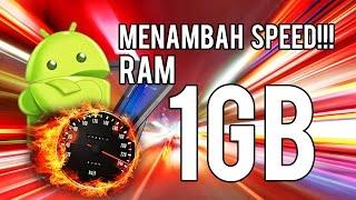 5 Cara Bikin HP Android RAM 1 GB Tetap Ringan dan Ngebut!