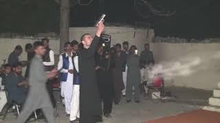 Wedding Firing in Gujjar Khan Pakistan AK47,G3 Have Guns