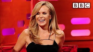 Amanda Holden does a headstand - The Graham Norton Show - Series 15: Preview - BBC One