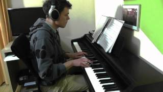 Keri Hilson - Knock You Down ft. Kanye West, Ne-Yo - Piano Cover - Slower Ballad Cover