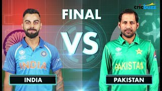 Champions Trophy 2017 Final Preview: India vs Pakistan at the Oval