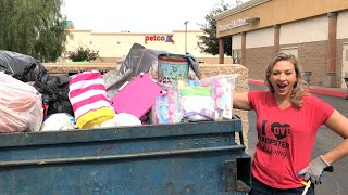 DUMPSTER DIVING- DID SOMEONE THROW AWAY THEIR HOUSE?