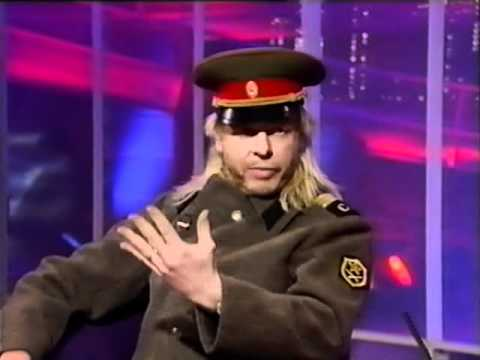 Rick Wakeman on Danny Baker After All - 1993 - part 1