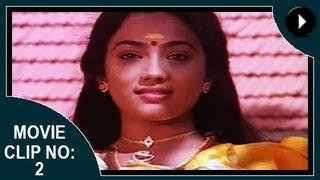 Malayalam Movie Scene | Kattukuthira | Thampuratti Feeling Love to Servant