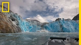 Filming Extreme Weather (Behind the Scenes) | National Geographic