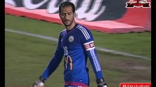 أهداف الجولة 19 من الدوري المصري