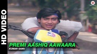 Premi Aashiq Aawaara - Phool Aur Kaante | Kumar Sanu | Ajay Devgn & Madhoo