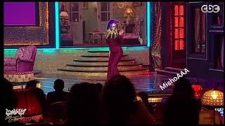 دينا رقص رنة موبايل أبلة فاهيتا لايف الدوبلكس El Duplex AblaFahita Live