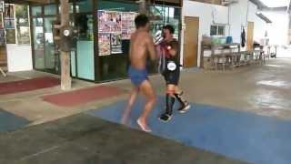 Легенда Тайского бокса  Buakaw por Pramuk