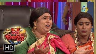 Patas Prakash Performance – Extra Jabardsth - 16th September 2016– ETV  Telugu