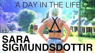 A Day in the Life of Sara Sigmundsdottir