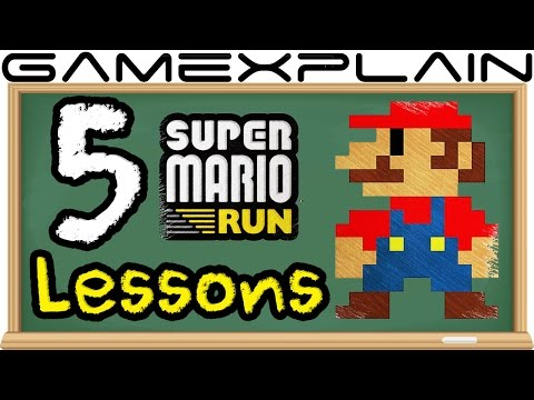 5 Things 2D Mario Can Learn from Super Mario Run