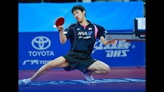 Maharu Yoshimura - 吉村 真晴 - Japanese table tennis player