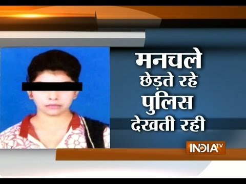 Xxx Mp4 India TV Debate 17 Year Old Girl Hang Herself After Being Harassed In Noida India TV 3gp Sex