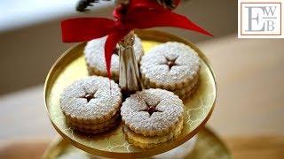 Beth's Chocolate Hazelnut Linzer Cookies (KIN COOKIE COLLAB!)
