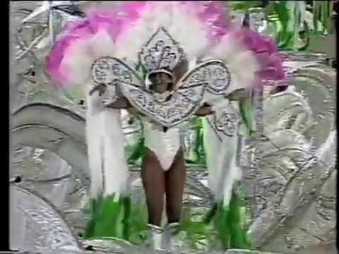 Mangueira 1994 DESFILE COMPLETO Manchete