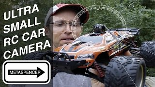 Ultra-Small RC Car Camera
