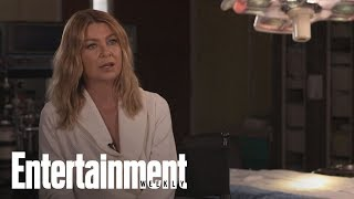 Ellen Pompeo On Contract Negotiations & The Pay Parity For Women   Entertainment Weekly