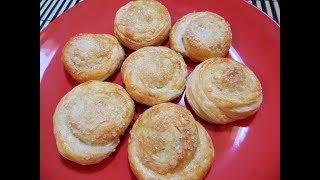 Bakarkhani Bread Recipe(বাকরখানি / বাখরখানি রেসিপি  ) - Cooking clips