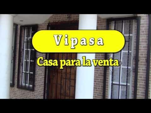 CASA EN VENTA VIPAS CALI COD. 16068