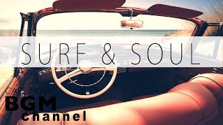 Relaxing SOUL & JAZZ Music - Smooth Instrumental CAFE Music For Study, Work - Background Music