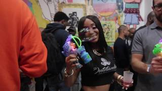 "SahBabii - ""Watery"" Release Party in Brooklyn [Behind The Scenes]"