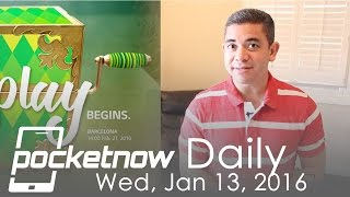 LG G5 teaser, Apple Watch 2 production & more - Pocketnow Daily