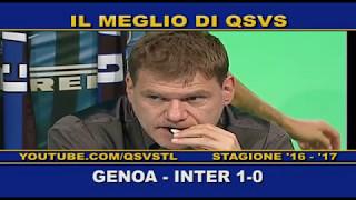 QSVS - I GOL DI GENOA - INTER 0-1 TELELOMBARDIA / TOP CALCIO 24