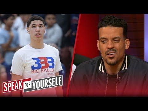 Matt Barnes LaVar is on the way to spoil LaMelo s basketball career NBA SPEAK FOR YOURSELF