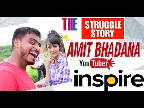 Xxx Mp4 The Real Struggle Success Story Of Amit Bhadana Inspirational Biography 3gp Sex