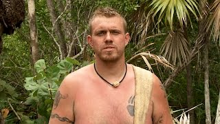 Survivalist Copes with Poison Sap and Hypothermia