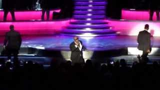 Boyz II Men - Baby I'm Amazed by you (Lonestar Cover) (Live @ Mirage - LV)
