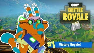 (NEW SEASON 6) Oggy and the Cockroaches 💥 FORTNITE 💥 Compilation HD