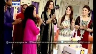 Desi Justin Beebees performed in 'Good Morning Pakistan'