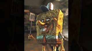 This is what SpongeBob will look like in 2018!