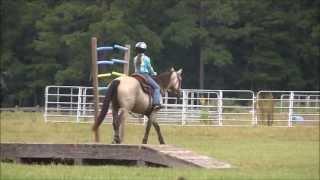 R.O. Ranch Challenge 9-28-13 Rachel, Amber and Kota