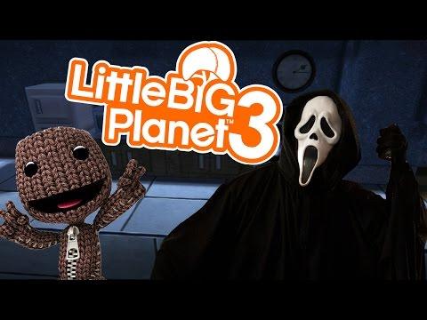MURDERING MY FRIENDS | Little Big Planet 3 (PS4) Multiplayer