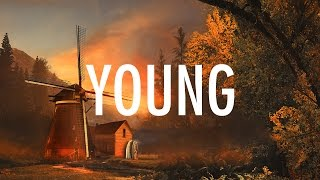 The Chainsmokers – Young (Lyrics / Lyric Video) [EDM]