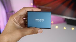 Review: Samsung T5 portable external SSD goes great with Macs