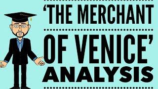 'The Merchant of Venice': Act 1 Scene 1 Analysis