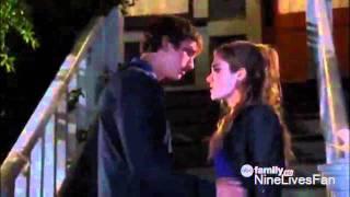 Nine Lives Of Chloe King - Alek & Chloe Kiss! {HD}