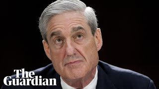 Special Counsel Robert Mueller Delivers First Statement On Trump-Russia Investigation - Watch Live