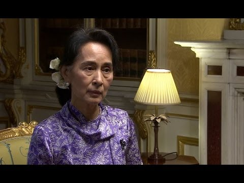 Xxx Mp4 AUNG SAN SUU KYI ATTACKS ON MUSLIMS NOT ETHNIC CLEANSING BBC NEWS 3gp Sex