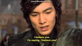 [Boy Over Flowers] Goo Jun Pyo Protect And Save Jandi [Eng Sub]