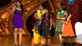 India's Best Dramebaaz April 13 '13 - Anjali & Hani