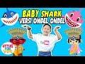 Download Baby shark versi ondel ondel betawi airriu juragan ondel ondel uyyus fun